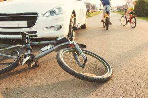 bicycle accident