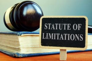 Statue of limitations for personal injury cases in Florida.